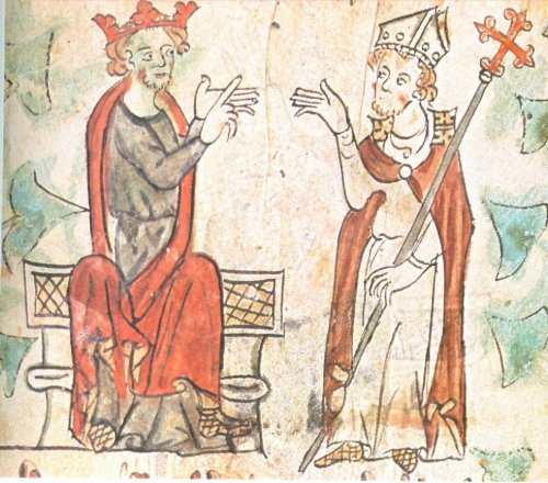 Henry ii becket homosexual marriage